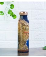Rally For Rivers Copper Water Bottle